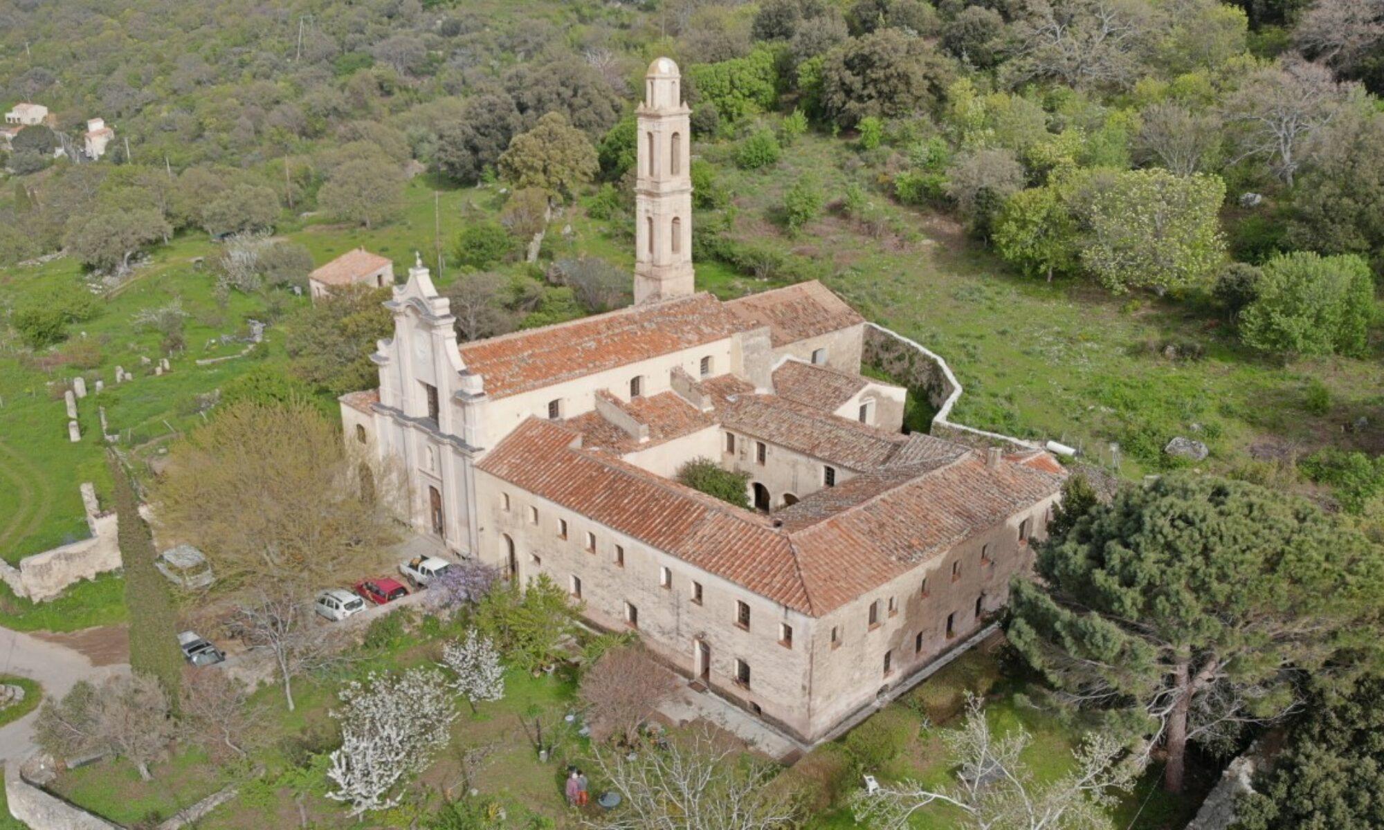 Le couvent de Tuani